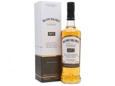 Viskis Bowmore No.1 su dėž. 0,7 l