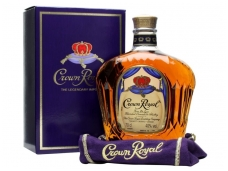 Viskis Crown Royal su dėž. 0,7 l