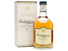 Viskis Dalwhinnie Single Malt 15 YO su dėž. 0,7 l