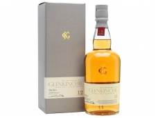 Viskis Glenkinchie Lowland Single Malt 12 YO su dėž. 0,7 l