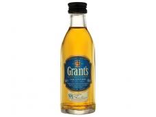 Viskis Grant's Ale Cask 0,05 l mini