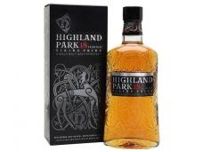 Viskis Highland Park 18 YO Single Malt su dėž. 0,7 l