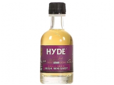 Viskis Hyde 6 YO Single Grain Burgundy Cask Finish 0,05 l mini