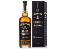 Viskis Jameson Black Barrel su dėž. 0,7 l