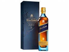 Viskis J.Walker Blue Label su dėž. 0,7 l