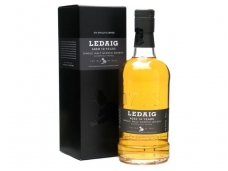 Viskis Ledaig Single Malt 10 YO su dėž. 0,7 l