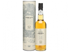 Viskis Oban Single Malt 14 YO su dėž. 0,7 l