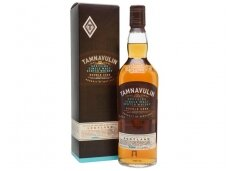 Viskis Tamnavulin Double Cask Single Malt su dėž. 0,7 l