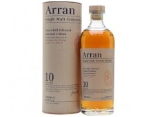 Viskis The Arran 10 YO Single Malt su dėž. 0,7 l