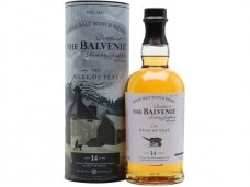 Viskis The Balvenie Week of Peat 14 YO su dėž. 0,7 l