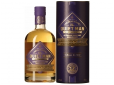 Viskis The Quiet Man Single Malt 12 YO su dėž. 0,7 l