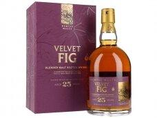 Viskis Velvet Fig 25 YO su dėž. 0,7 l
