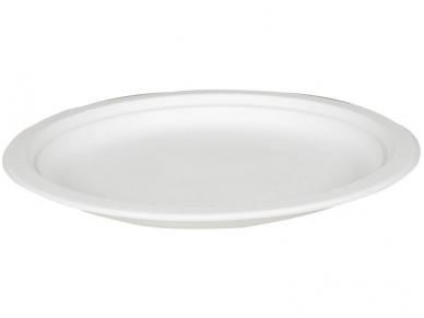 Vienkartinės lėkštutės BIO (260 mm) 50 vnt