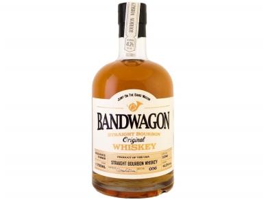 Viskis Burbonas Bandwagon Straight Bourbon 0,7 l