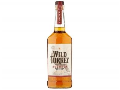 Viskis Burbonas Wild Turkey 81 0,7 l