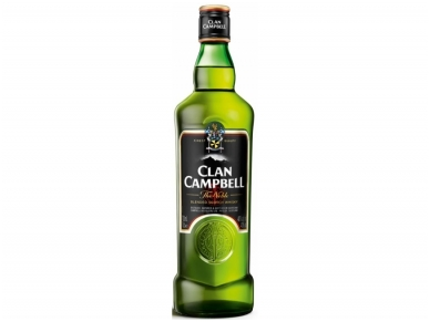 Viskis Clan Campbell 1 l