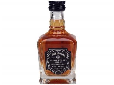 Viskis Jack Daniel's Single Barrel 0,05 l mini