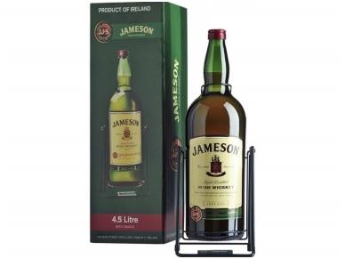 Viskis Jameson su dėž. 4,5 l
