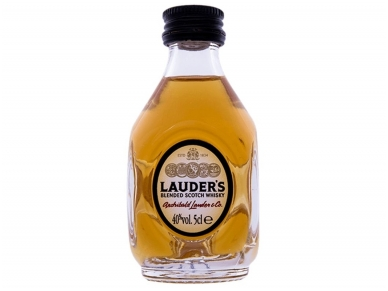 Viskis Lauders 0,05 l mini
