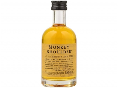 Viskis Monkey Shoulder 0,05 l mini