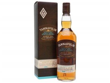 Viskis Tamnavulin Double Cask Single Malt su dėž. 0,7 l