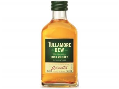Viskis Tullamore D.E.W. 0,05 l mini