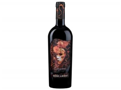 Vynas Biscardo Enigma Sangiovese Appassimento Rubicone I.G.T. 0,75 l