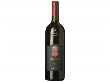 Vynas Castello Banfi Excelsus I.G.T. 0,75 l