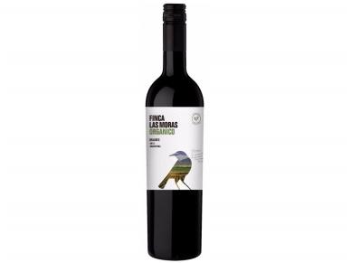 Vynas Finca Las Moras Malbec Organic 0,75 l