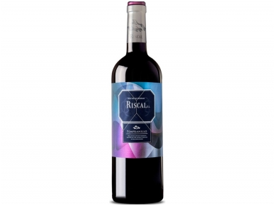 Vynas Marques de Riscal Tempranillo 0,75 l