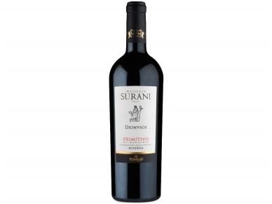Vynas Masseria Surani Dionysos Primitivo di Manduria D.O.C. 0,75 l
