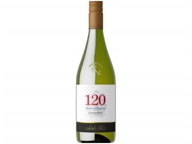 Vynas Santa Rita 120 Chardonay 0,75 l