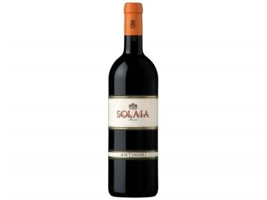 Vynas Solaia Toscana I.G.T. 0,75 l