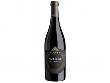 Vynas Zonin Amarone Della Valpolicella D.O.C. 0,75 l